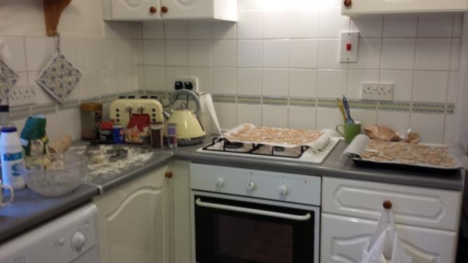 Unsere heimische Weihnachtsbäckerei