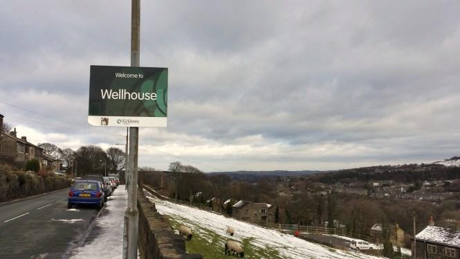 Willkommen in Wellhouse.