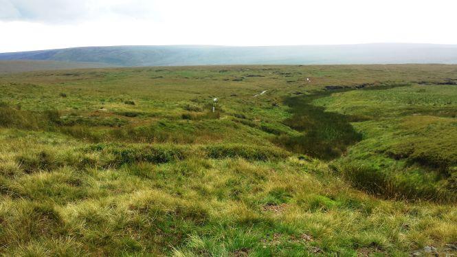Black Hill. 582 Meter hoch.
