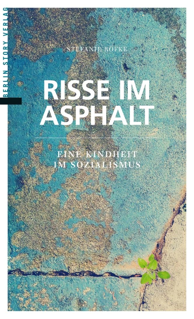 Cover Risse im Asphalt